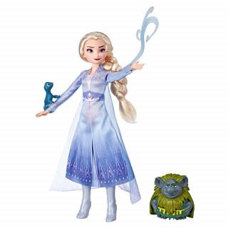 Frozen 2 lutka Elza z zgodbo in dodatki