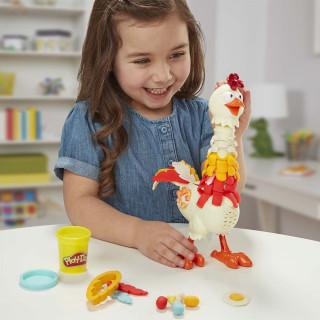 Play-Doh živali set ustvarjalna kokoš