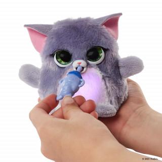 FurReal Fuzzalots lačen ljubljenček muc