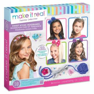 Make it real set za obroče za lase