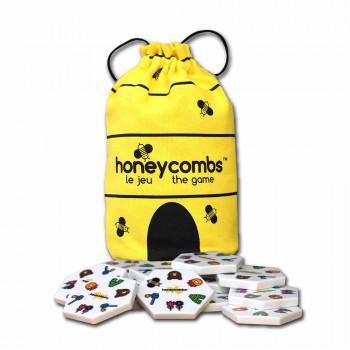 Piatnik družabna igra Honeycombs