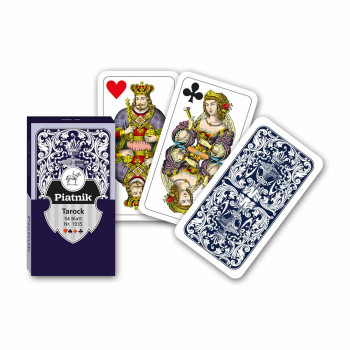 Piatnik karte Tarok Ornament