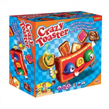 Crazy Toaster družabna igra