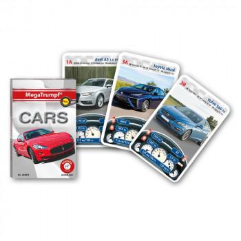 Piatnik karte Avtomobili