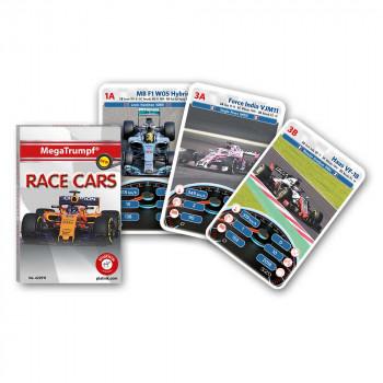 Piatnik karte avtomobili Formula 1