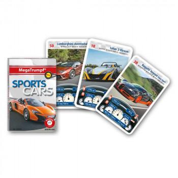 Piatnik karte Športni avtomobili