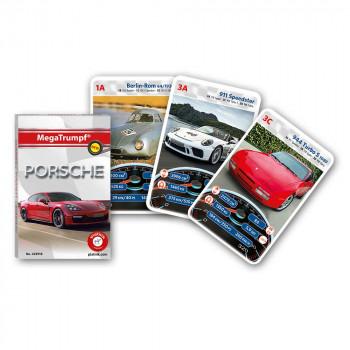 Piatnik karte avtomobili Porsche
