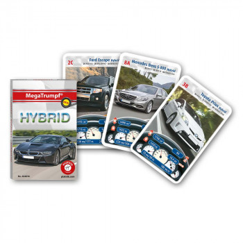 Piatnik karte avtomobili Hibridi
