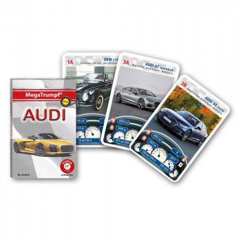 Piatnik karte avtomobili Audi