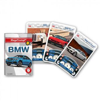 Piatnik karte avtomobili BMW
