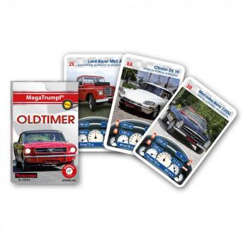 Piatnik karte avtomobili Oldtimer
