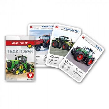 Piatnik karte avtomobili traktorji