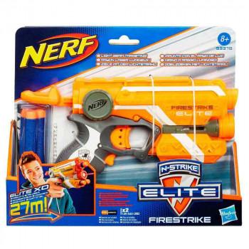 Nerf Elite Firestrike metalec z lasarjem