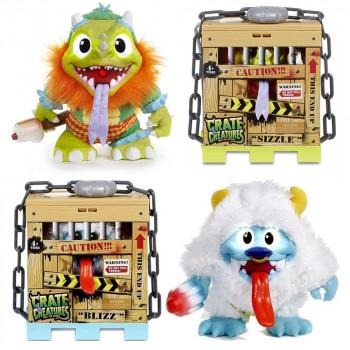Crate Creatures Pošastko