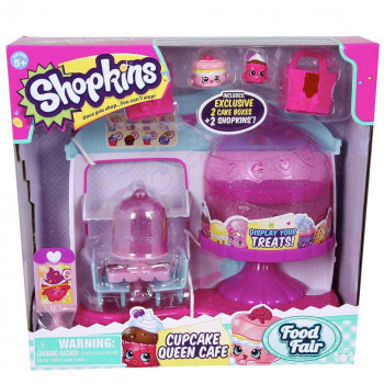 Shopkins IV. kavarna set