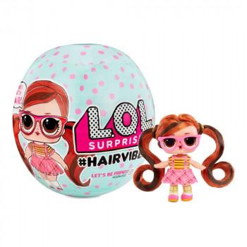 LOL krogla presenečenja Hairvibes Tots