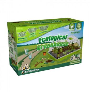 Ekološki rastlinjak