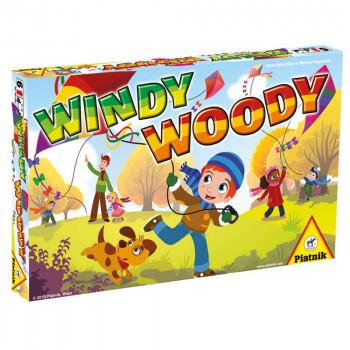 Piatnik družabna igra Windy Woody