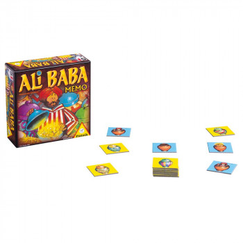 Piatnik družabna igra Ali Baba
