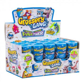Grossery Gang III. košek z 2 figurama
