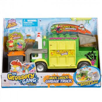 Grossery Gang Tovornjak igralni set