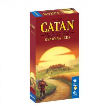 Catan razširitev za 5 ali 6 igralcev