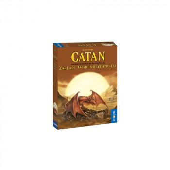 Catan Zakladi, zmaji in raziskovalci