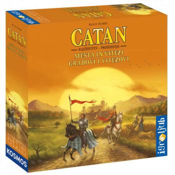Catan Mesta in vitezi (razširitev)