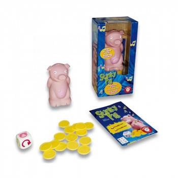 Piatnik družabna igra Stinky pig