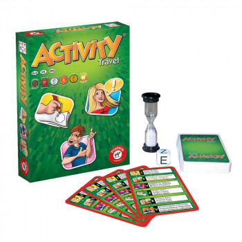 Activity Travel potovalna družabna igra