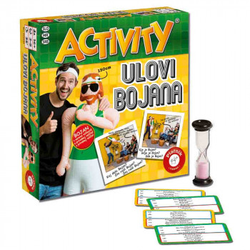 Piatnik Activity Ulovi Bojana igra