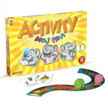 Activity moj prvi družabna igra