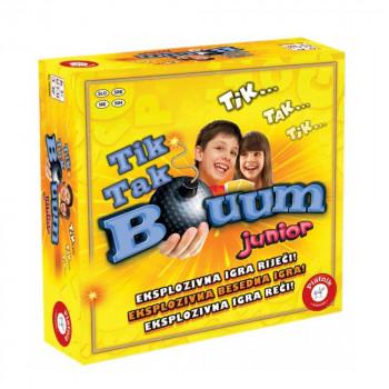Piatnik družabna igra Tik Tak Bum Junior
