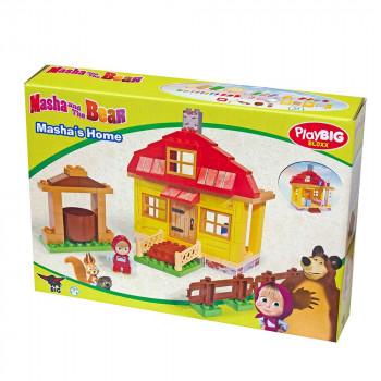 Kocke Maša in Medved Mašina hiša