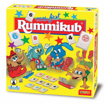Rummikub My First družabna igra