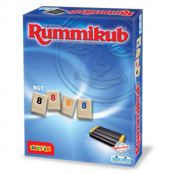 Rummikub Travel potovalna družabna igra
