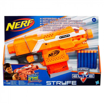 Nerf Elite Stryfe metalec