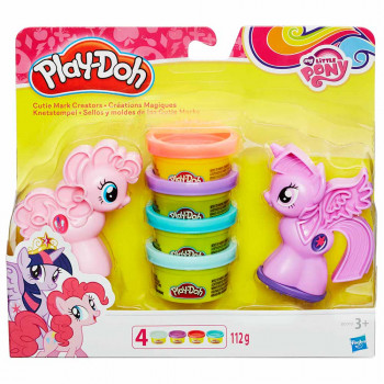 Play-Doh My Little Pony Cutie Mark