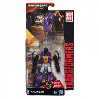 Transformers Generations Bombshell 9,5