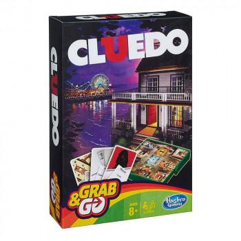 Clue potovalna družabna igra