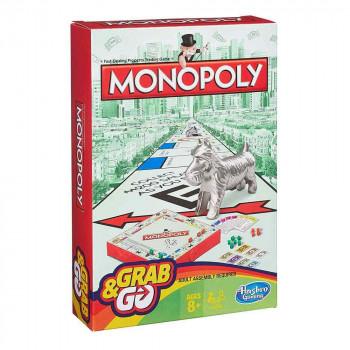 Monopoly potovalna družabna igra