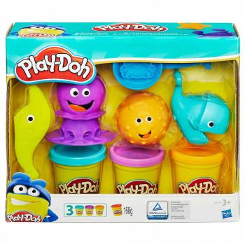 Play-Doh ustvarjalni morski set