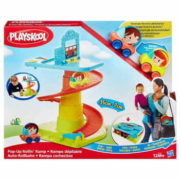 Playskool Pop-Up steza za kotaljenje