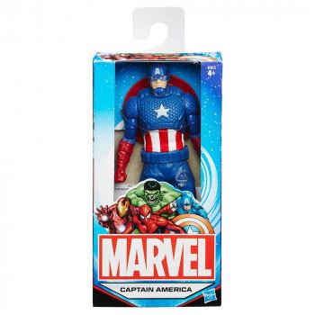 Marvel figura Stotnik Amerika 15cm