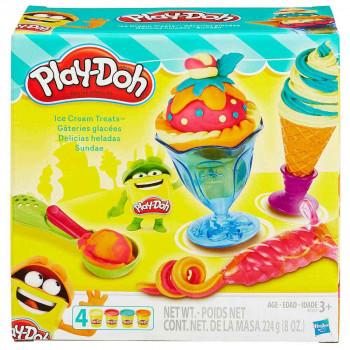Play-Doh ustvarjalni sladoledni posladki