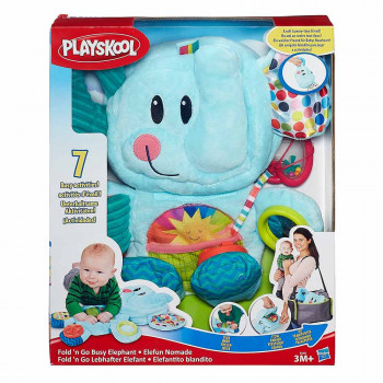 Playskool zložljiv delovni slon