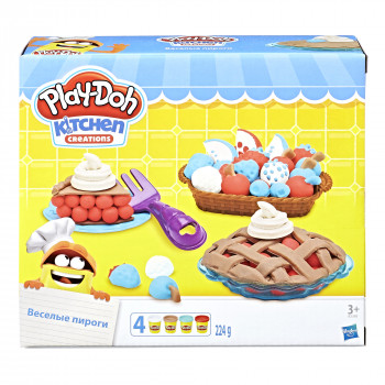 Play-Doh kuhinja igrive pite