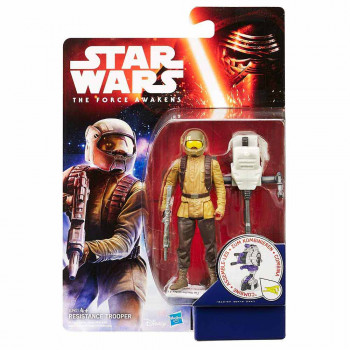 Star Wars figura Resistance Trooper 9,5