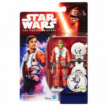 Star Wars figura Poe Dameron 9,5