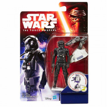 Star Wars figura Fighter Pilot 9,5